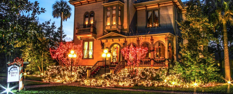 Christmas at Fairbanks House