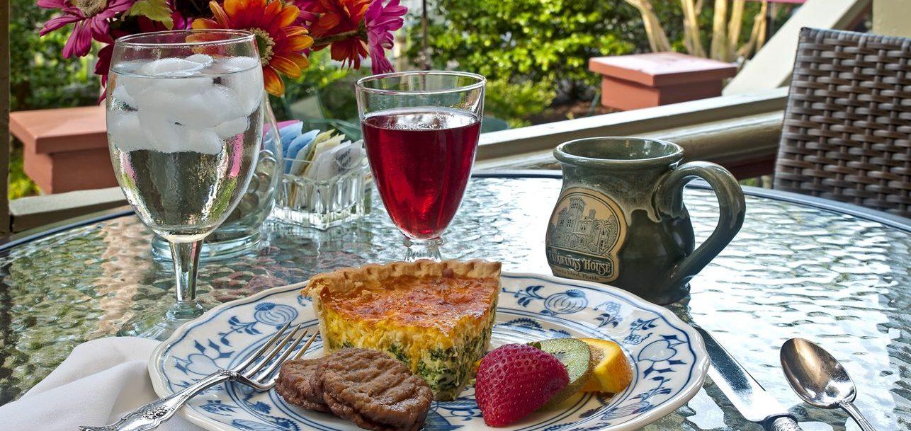 Fairbanks House Breakfast