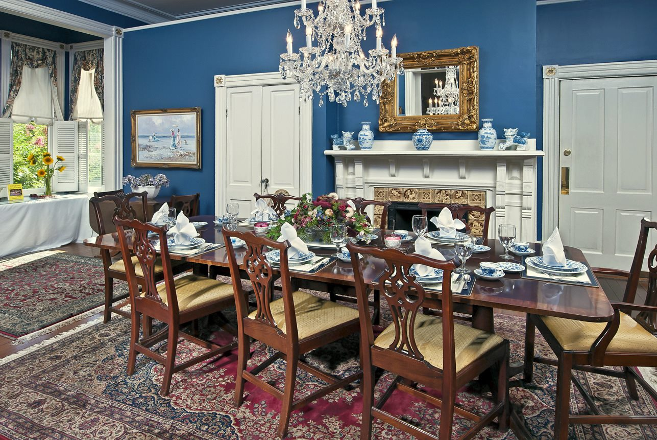 Dining Room at Fairbanks House